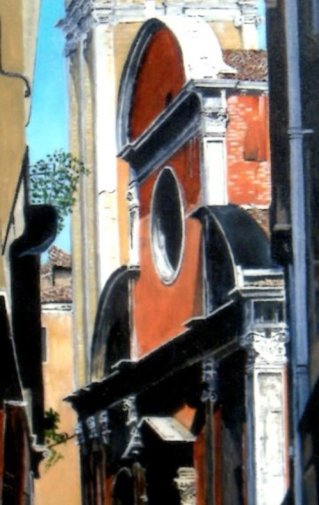 St Giovanni Crisostomo, Venice